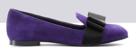 Silken loafers