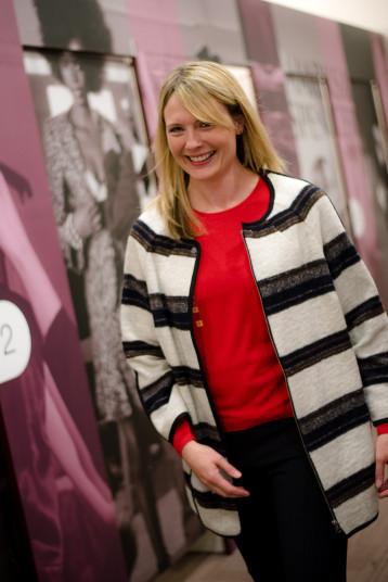 Autumn Winter 2015 makeover competition at Quedam Shopping Centre, Yeovil.