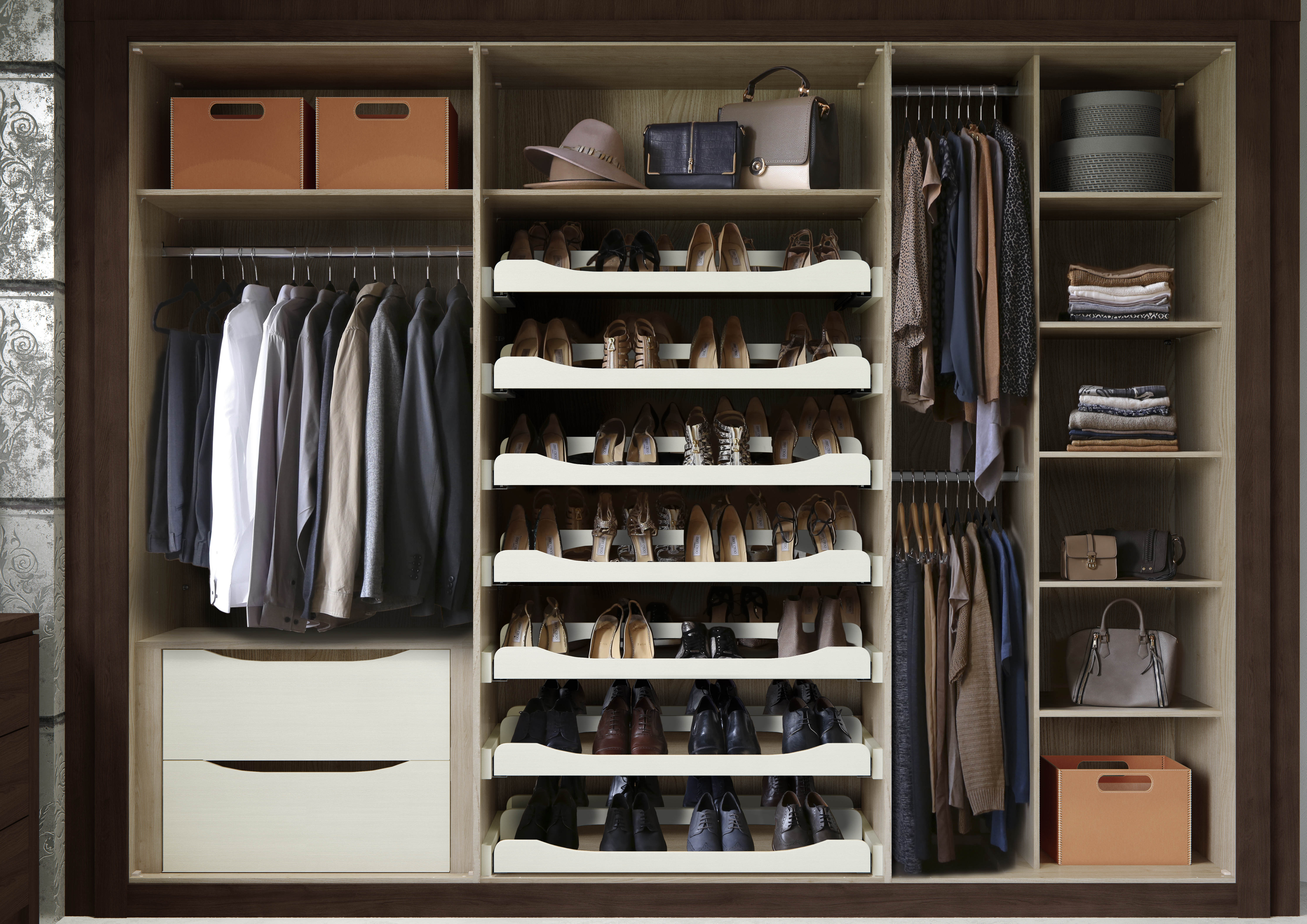 Step by Step guide to a perfect capsule wardrobe