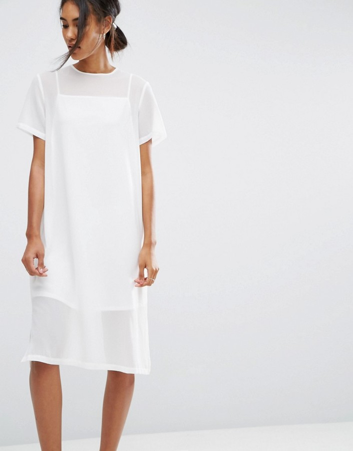 asos-midi-sheer-shift-dress